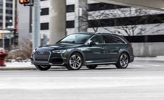 four play: 2017 audi a4 allroad tested
