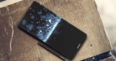 Samsung Galaxy Note 8 Concept Shows Dual-Camera Setup in the Front