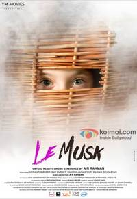 a r rahman unveils the poster of his directorial debut 'le musk​'​