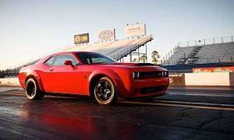 Dodge Demon Fans Want To Raise $1 Million To Buy One And Race it Across The USA