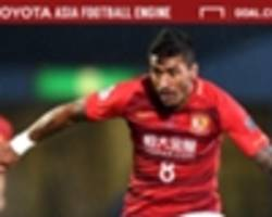 AFC Champions League 2017: Goal's Player of the Week - Guangzhou Evergrande midfielder Paulinho