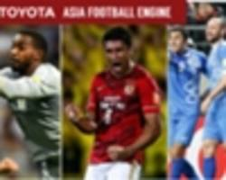 VOTE: AFC Champions League Fans' Player of the Week