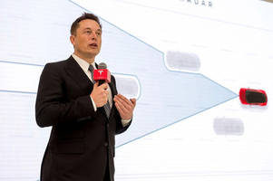elon musk is serious about his giant tunnel idea, and has a video to prove it