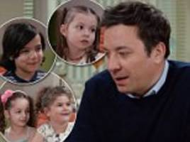 Kids struggle to explain parents' jobs in Fallon sketch