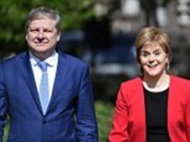 Nicola Sturgeon's Westminster deputy could lose his seat