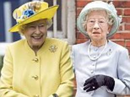 the great-grandmother that looks like the british queen