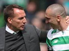 Celtic captain Scott Brown ready for Rangers