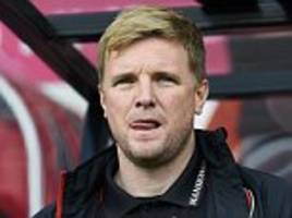 eddie howe has no sympathy for david moyes