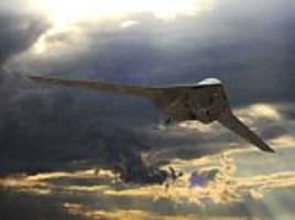 Lockheed Martin's superdrone can fly for fifteen hours
