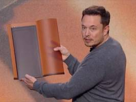 tesla's epic solar roof plan just hit a speed bump (tsla)
