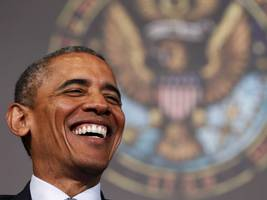 obama trolls trump, says obamacare is more popular that the current president