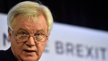 davis: 'clear barriers' to scottish single market plan