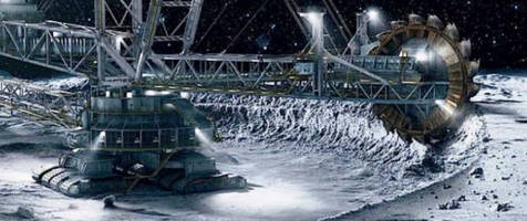 space mining: the final frontier for oil countries