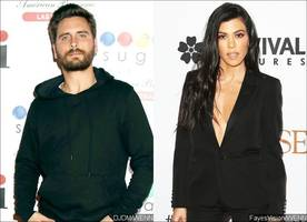 scott disick once asked kourtney to marry him with a ring but they 'never spoke about it again'