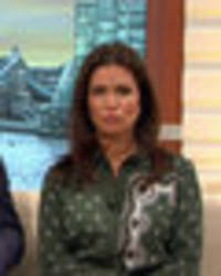 Good Morning Britain's Piers Morgan and Susanna Reid REPLACED in double whammy blow