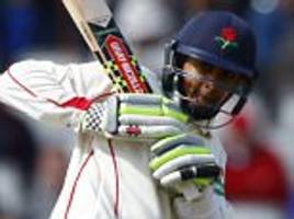 haseeb hameed to play his first ever one-day game