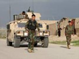 taliban plans guerrilla attacks in spring offensive