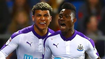 newcastle win to keep title hopes alive