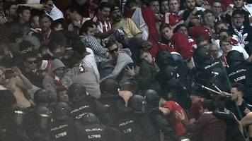 Champions League: Heavy security for Madrid derby semi-final