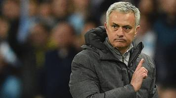 man utd: mourinho has restored 'happiness, trust, belief and resilience' to squad