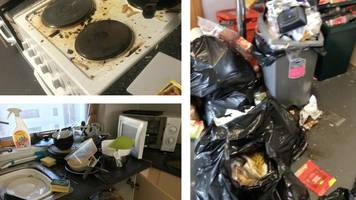 Dirty Bristol student home wins award