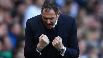 Swansea City: Paul Clement inspired by brother's experience at Old Trafford