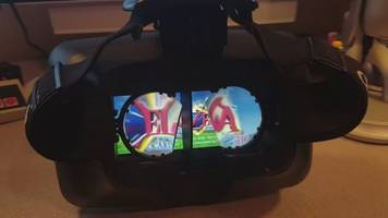 A Nintendo Fan Makes His Own Switch VR Headset