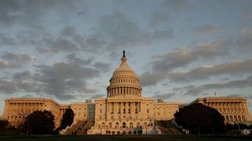 congress just passed a bill to avoid a government shutdown — for now