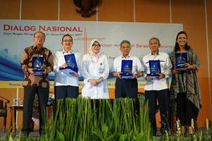 world water day 2017: the ministry of public works and housing (pupr) of indonesia sets priority on community-based programs