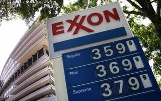 exxon mobil's profit more than doubled on the back of rallying oil prices