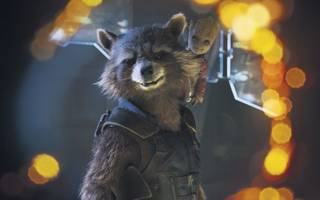 guardians of the galaxy vol.2 comes gift-wrapped in tinsel