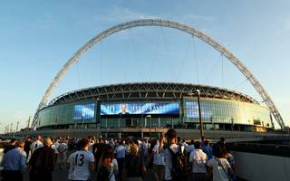 it's official: spurs are moving into wembley next season