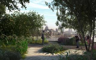 mayor sadiq khan won't provide mayoral guarantees on garden bridge