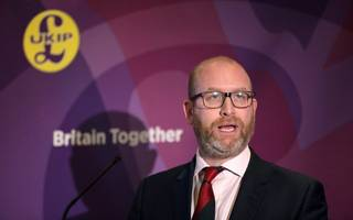 Ukip leader Paul Nuttall says he won't resign if he doesn't get elected