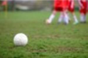 seven former child footballers in derbyshire say they were abused...