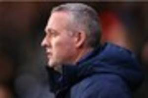 Wolves boss Paul Lambert to ring the changes for Derby game?