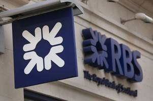 RBS reports first quarterly profit in two years as public stake in Lloyds drops below 1 per cent