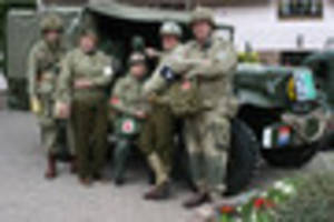 let bickleigh castle take you back to wartime britain next month