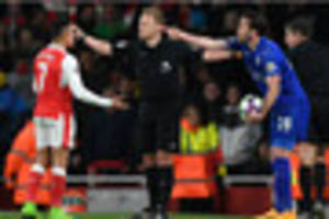 referees need video technology, says leicester city boss...