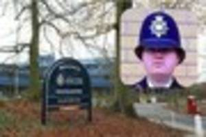 Police officer sacked for using 'excessive force' against dad...