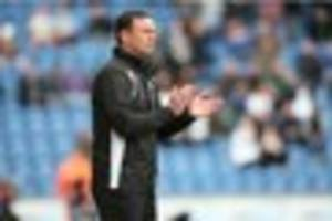 plymouth argyle manager derek adams has unfinished business this...