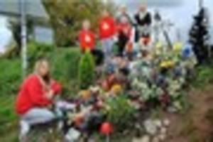 Family appeals for help to fund permanent Tamworth memorial for...
