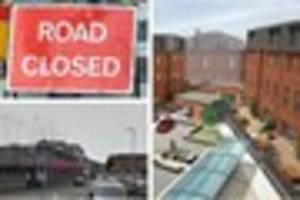 Massive sewer move to make way for student flats is shutting...