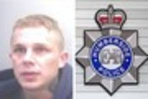 Wanted man Sam Johnson sought by police