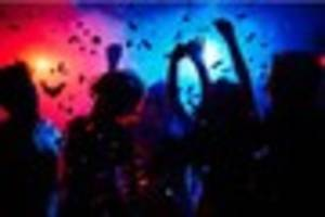 drug-fuelled student super-parties could lead to 'perfect storm'...