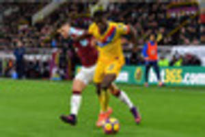 crystal palace ready the claret for celebration as premier league...