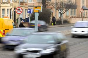 top 16 worst speed camera traps in cambridge area revealed as fines increase