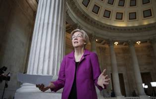 Elizabeth Warren: I'm 'troubled' by Obama's $400,000 speech