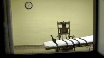 executed arkansas man 'convulsed and groaned'