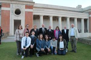 dalbeattie high school pupils humbled by visits to battlefields in belgium and france